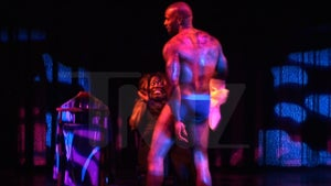 Tyson Beckford Gives Sheryl Underwood Something to Talk About ... His Penis (VIDEO)