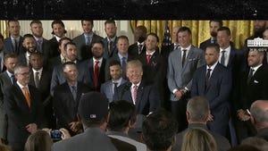 Donald Trump Says Justin Verlander's His Golf Bro