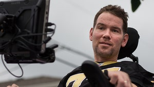 Saints Legend Steve Gleason to Get Congressional Gold Medal for ALS Work