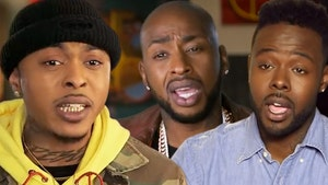 'Black Ink Crew' Star Alex Robinson Sues Ceasar, Teddy for $1M Over Attack