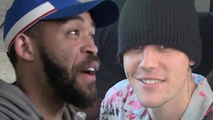 JaVale McGee Helped Produce, Write 'Available' On New Justin Bieber Album