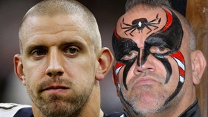 NFL's James Laurinaitis Heartbroken Over Dad's Death, 'I'm Absolutely Crushed'
