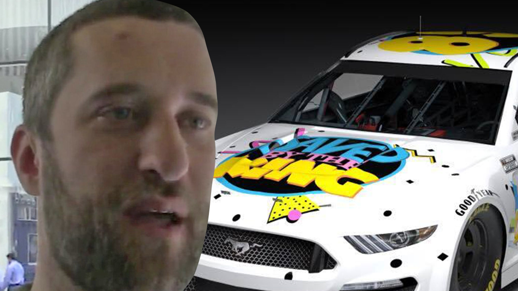 'Saved by the Bell' Star Dustin Diamond Gets NASCAR Honors - TMZ