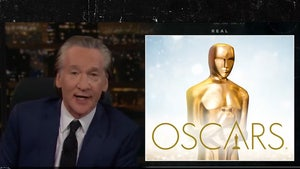 Bill Maher Skewers Oscars, Did They All Quit Coke at Same Time?