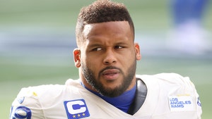 NFL Superstar Aaron Donald Accused of Nightclub Assault, Badly Injuring Man