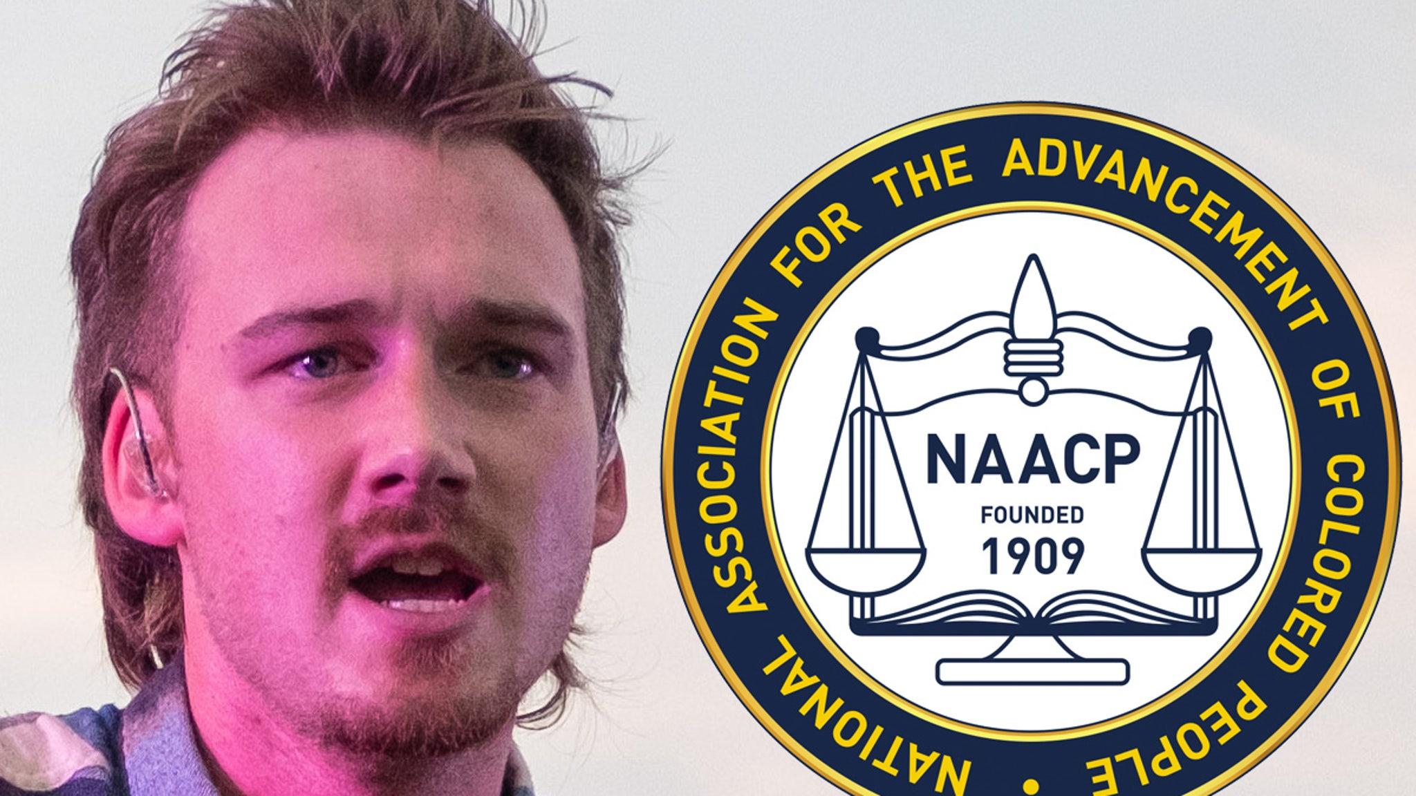 Morgan Wallen 'GMA' Interview Rings Hollow, Says Nashville NAACP President thumbnail
