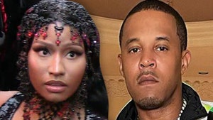 Nicki Minaj & Husband Sued by His Attempted Rape Victim for Harassment, Intimidation