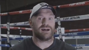 Tyson Fury To Deontay Wilder, 'I'm Gonna Smash Your F***ing Face In'