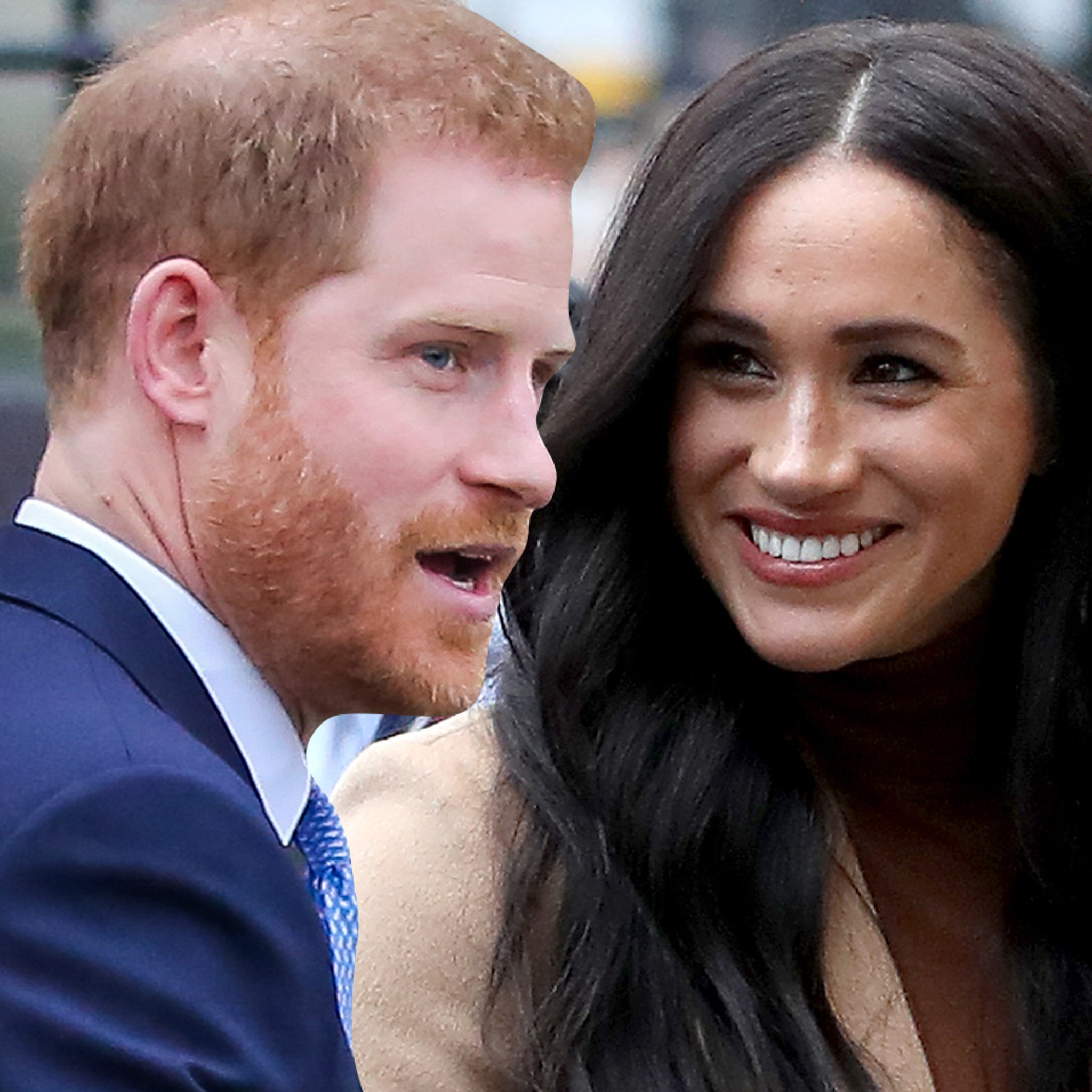 Prince Harry and Meghan Markle Step Down as Senior Royals, Moving to Canada