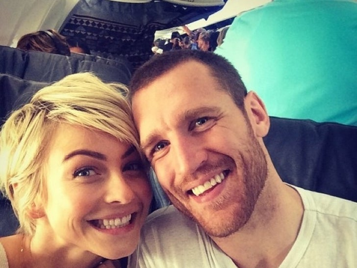 Julianne Hough & Brooks Laich Together