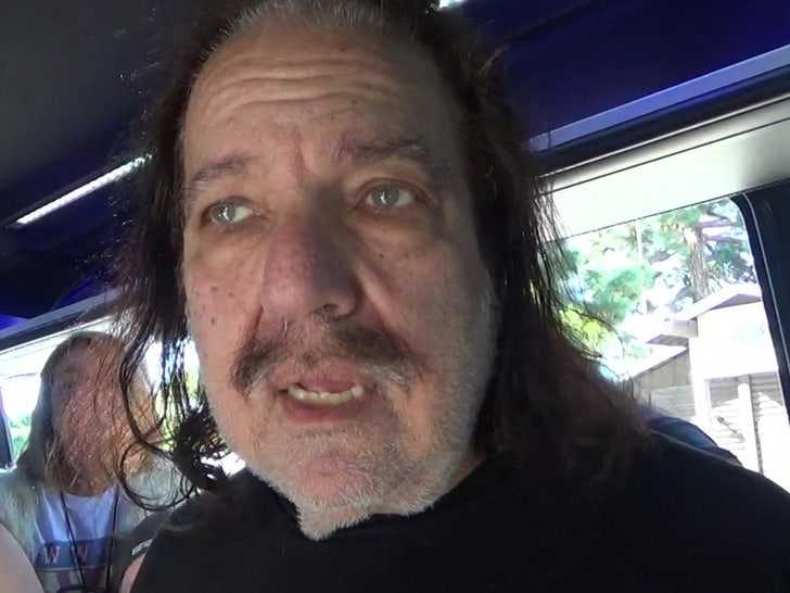 Professional Deviant Ron Jeremy Indicted For Rape and Sexual Assault
