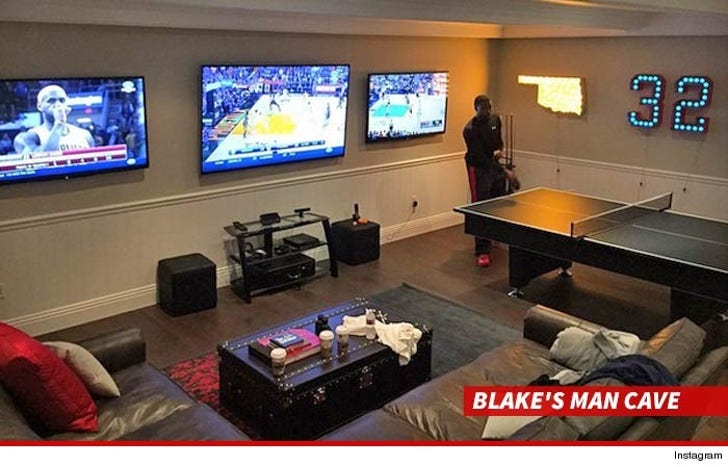 Blake Griffin -- MANCAVE QUESTIONS     Answered!!! (Video)
