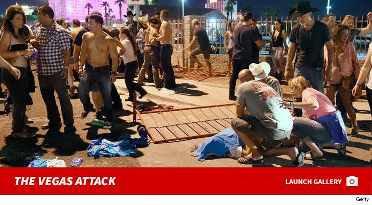 Terrorist Attack In Las Vegas