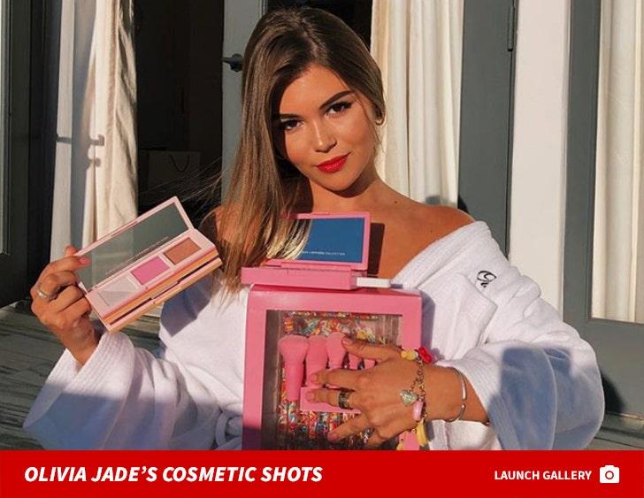 Olivia Jade's Cosmetic Shots