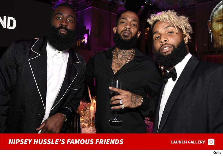 The Game Breaks Down Over Nipsey Hussle Murder, Blasts the