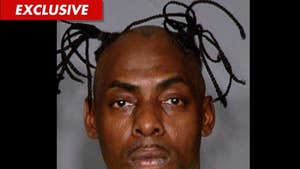 Coolio Arrested -- Locked Up at Same Jail as Son