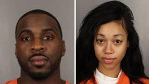 NBA Star Ty Lawson's Pregnant GF -- He Shoved Me Before Arrest