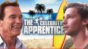 'Celebrity Apprentice' -- Moving to Cahleeefornia!!!