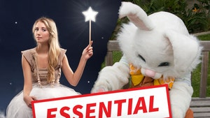 Montana Governor Says Easter Bunny, Tooth Fairy Are Essential