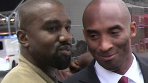 Kanye West Says Kobe Bryant Was 'Basketball Version of Me' and Vice Versa