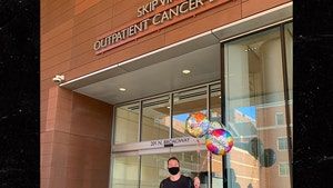MLB's Trey Mancini Completes Chemo Treatments, 'The Best Day Ever!'
