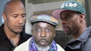 The Rock, Victor Cruz Pay Tribute To Michael K. Williams, 'You'll Be Missed!'