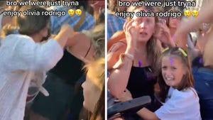 Olivia Rodrigo's Female Fans Brawl During iHeartRadio Set