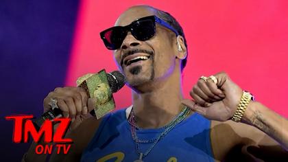 Snoop Dogg's 50th Birthday Party, Fully Lit Old School Playas Ball | TMZ TV.jpg