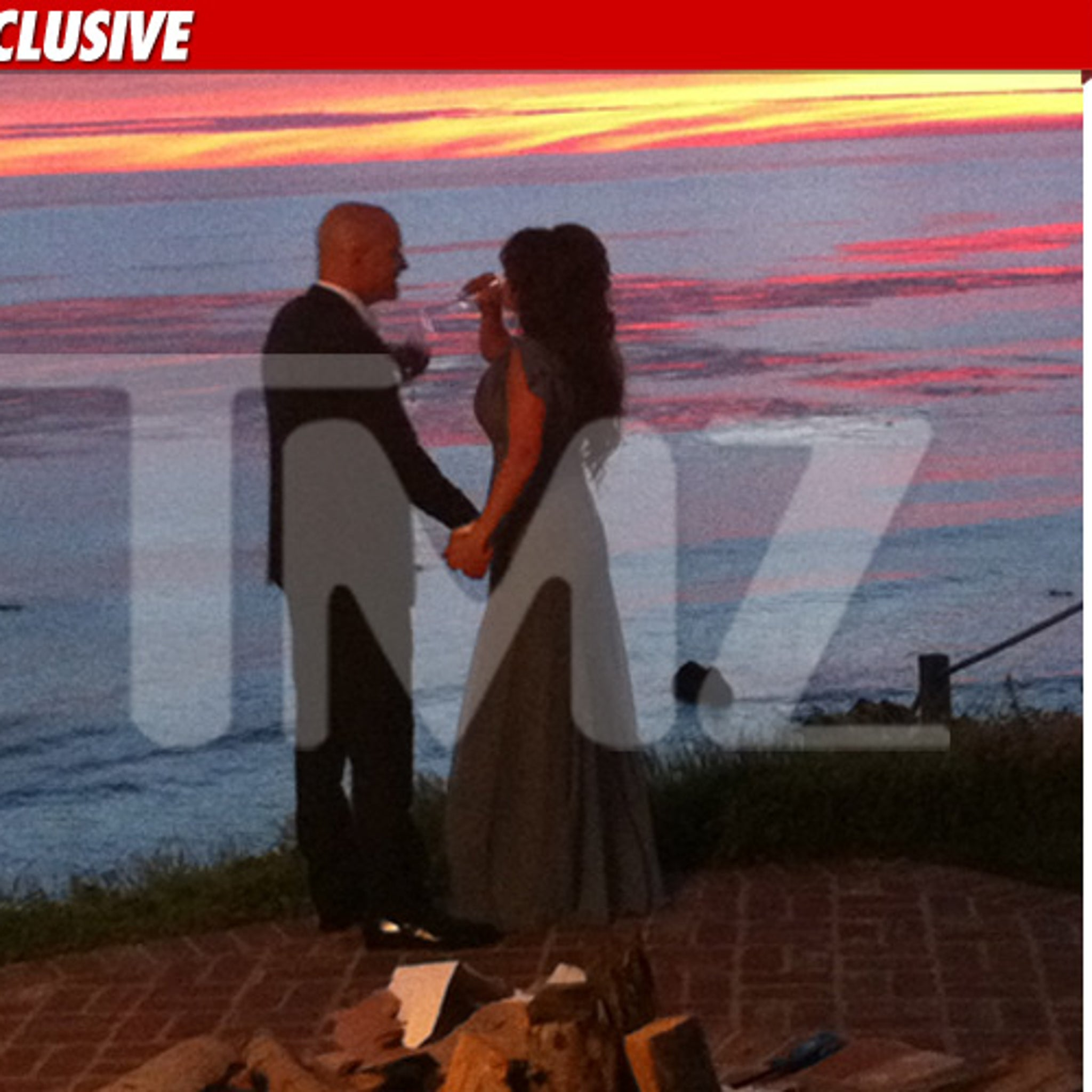Valerie Bertinelli Married At Home In Malibu Wedding