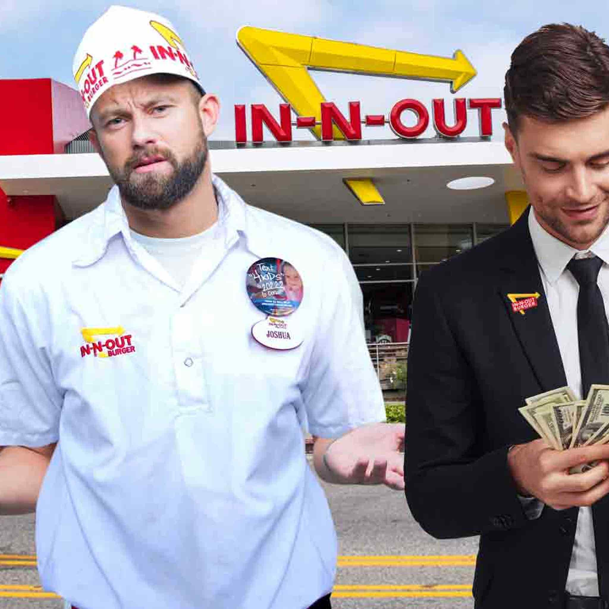 In-N-Out Employee Sues In-N-Out for Making Them Buy Uniforms