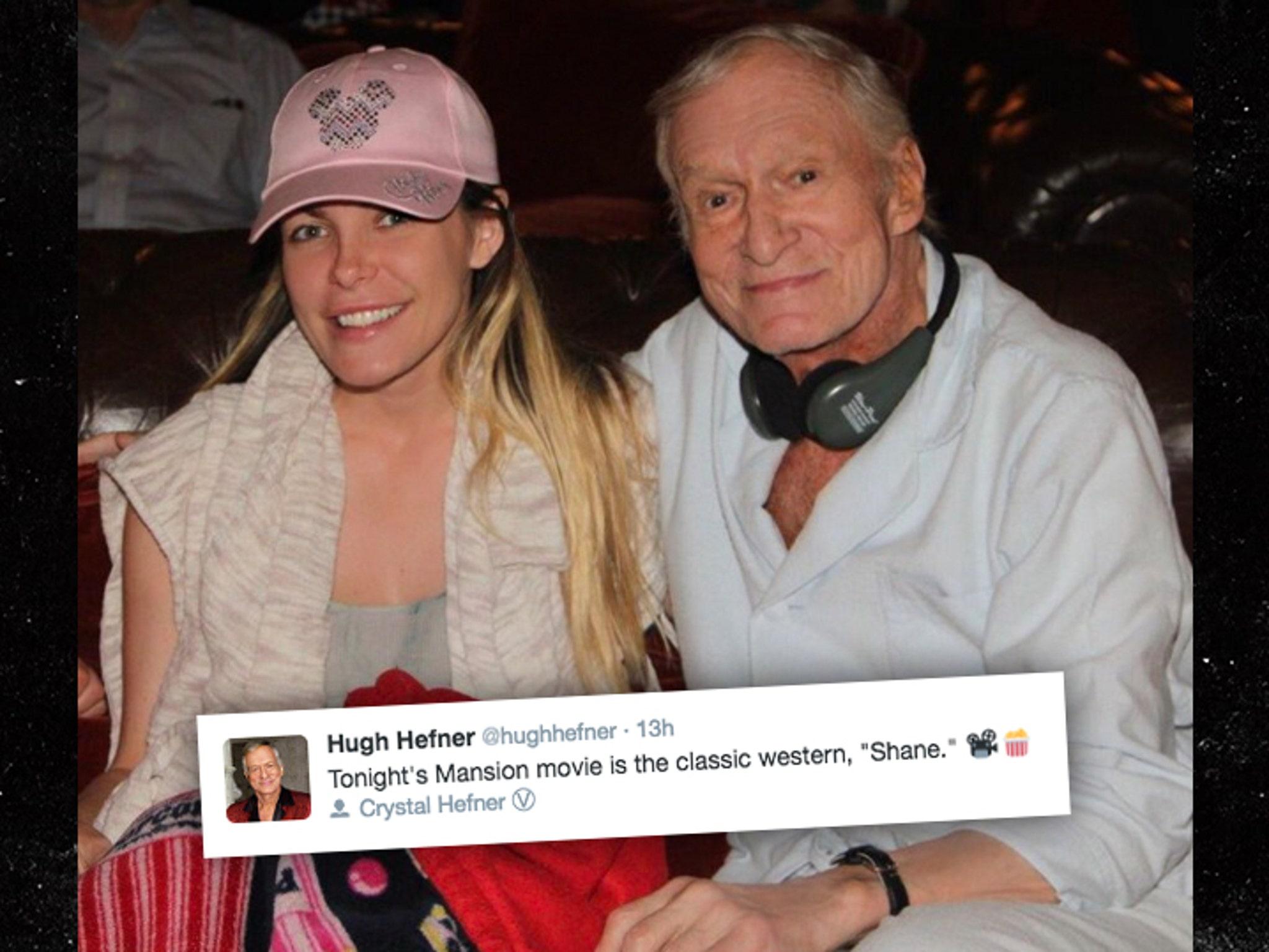 Hugh Hefner I M Alive And Kickin See