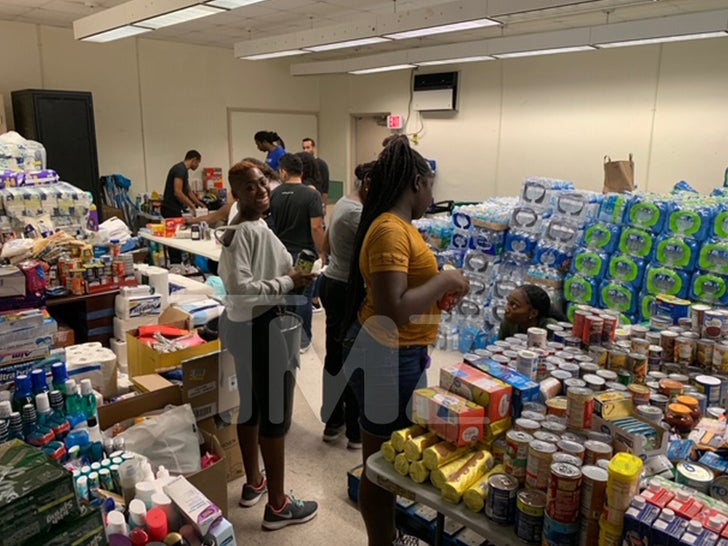 Donations Pour Into Bahamas Relief Org