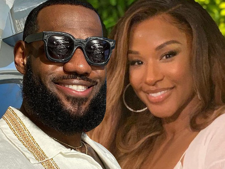 LeBron James Pens Special Anniversary Note To Savannah, 'Who Am I Without You'.jpg
