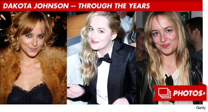 Dakota Johnson -- Through The Years