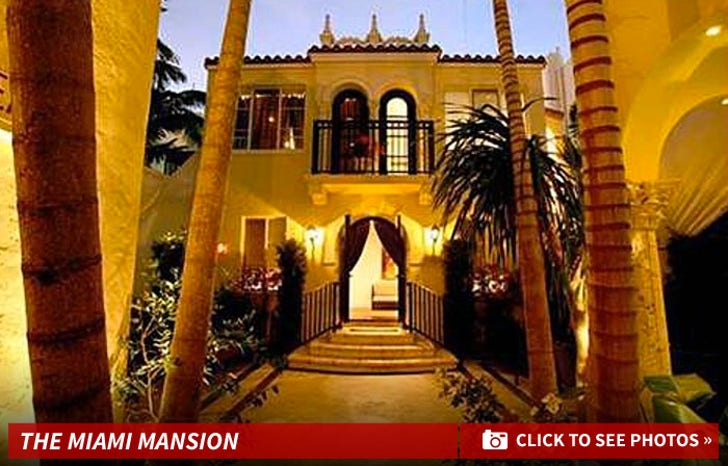 Justin Bieber's Miami Mansion