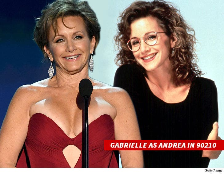 Gabrielle Carteris age 90210