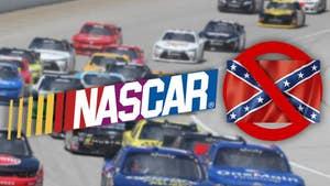 NASCAR Bans Confederate Flag at Races, Bubba Wallace Makes Statement