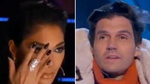 MLB's Barry Zito Makes Nicole Scherzinger Cry Before 'Masked Singer' Elimination