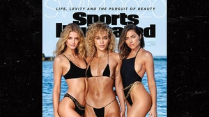 Olivia Culpo, Kate Bock, Jasmine Sanders Shot SI Swim Before COVID Ruined Everything