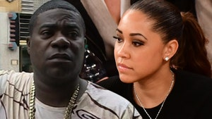 Tracy Morgan and Wife Megan File for Divorce, Prenup in Place