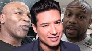 Mario Lopez To Host Mike Tyson Vs. Roy Jones Jr. Fight, COVID Protocols In Place