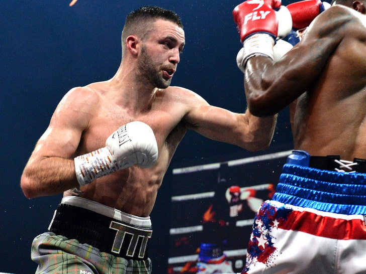 Boxing world champion Josh Taylor racially abused nightclub bouncer