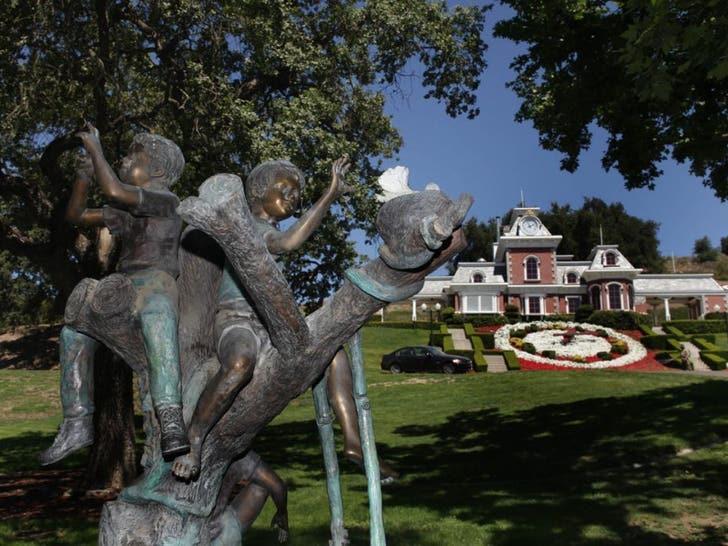 Michael Jackson's Statues  For Sale