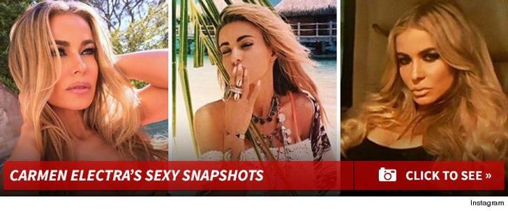 Carmen Electra Hot Shots