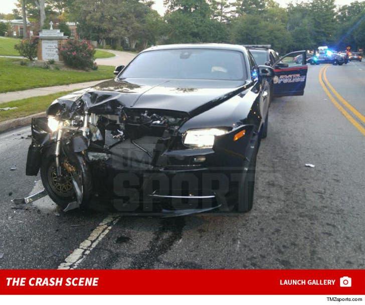 Paul Millsap -- The Crash Scene