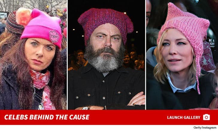 Celebrities Behind The Cause