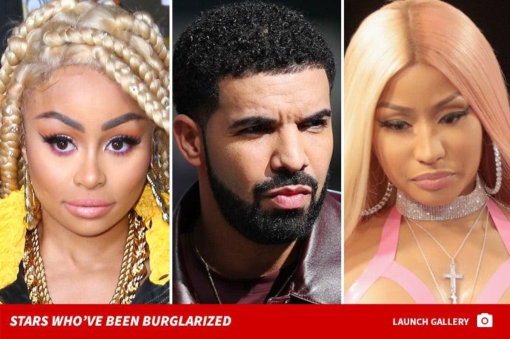 Celebrity Burglaries