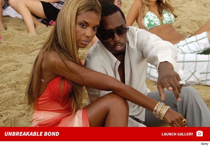 Kim Porter and Diddy -- Unbreakable Bond
