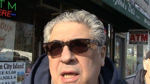 'Sopranos' Vincent Pastore Praises James Gandolfini's Son Playing Young Tony