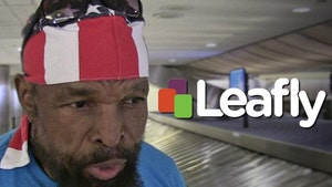 Mr. T Sues Weed Company Leafly for Trademark Infringement